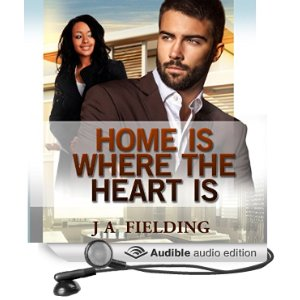 Home is where the heart is, black woman white man audio book
