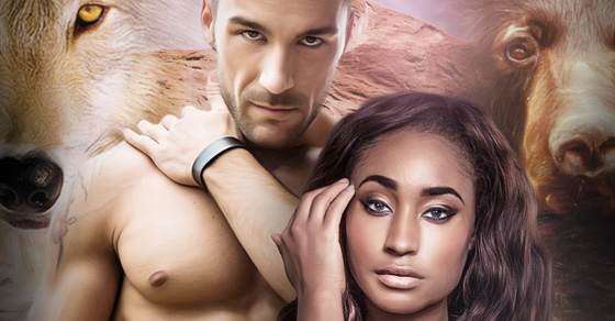 Against The Grain – A BBW, BWWM Werebear And Werewolves Shifter Romance