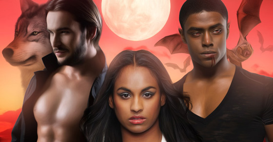 Alpha Paranormals – A Werewolf Vampire Shifter Romance Series