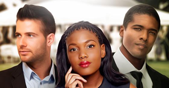 Dark Or Cream – Interracial WMBW Romance
