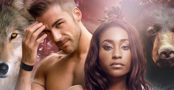 Forbidden Love – A BBW BWWM Shifter Romance Novel