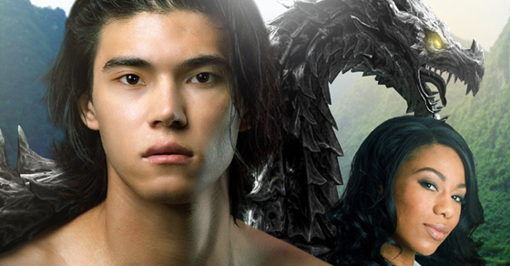 My Asian Dragon – A BWAM Shifter Love Story