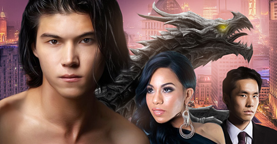 My Asian Dragon's Baby – A BWAM Erotica Shifter Romance