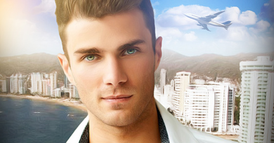 Passion Abroad – A BWWM Holiday Romance Book