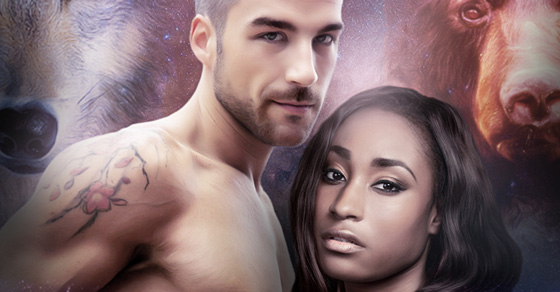 Star Crossed Lovers – A BBW, BWWM Shifter Love Story