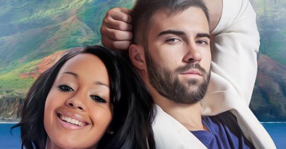 The Honeymoon – A Black Woman White Man Wedding Romance