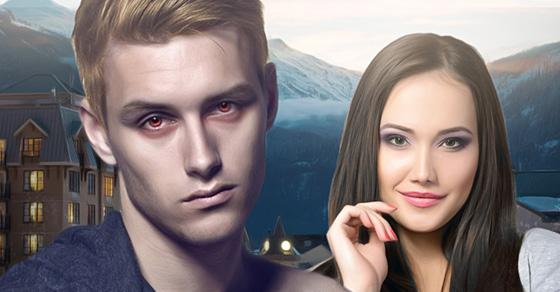 The Vampire's Redemption – Monster Romance Series