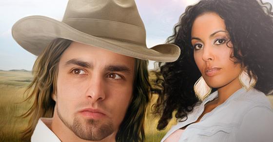 To Love A Cowboy – A Billionaire Western BWWM Romance
