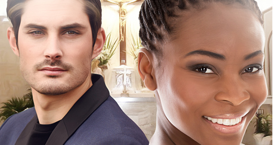 Faith – A Christian Black Woman White Man Romance