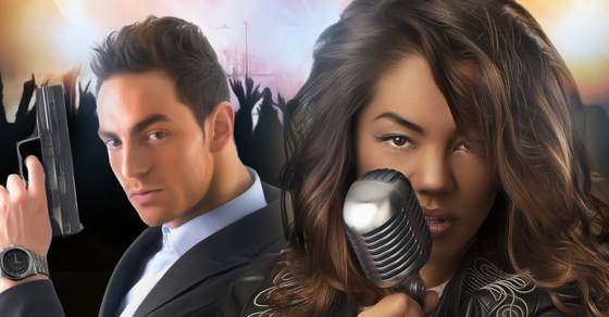 Falling For Her Bodyguard – An Interracial Love Story