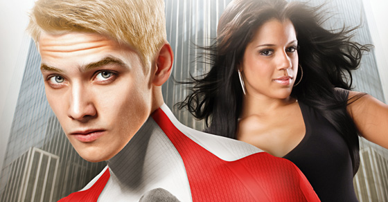 Her Superhero Lover – A BWWM BBW Billionaire Romance