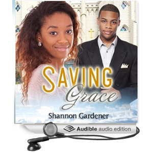 Saving Grace African American romance audio book