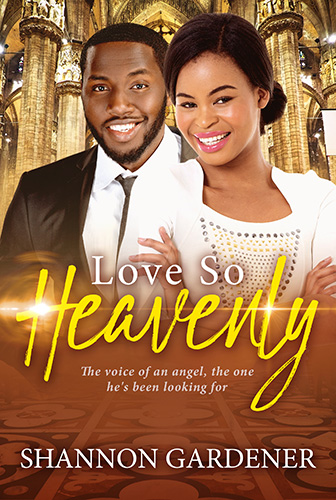 Love So Heavenly - A Clean Christian African American Romance Novel