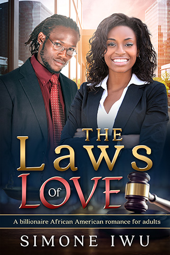The Laws Of Love, A Contemporary Romance With A Black Couple