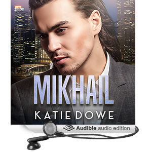 Mikhail - A BWWMRussian Billionaire Love Story Audio Book